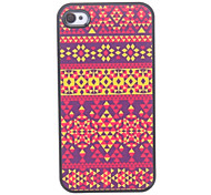 Weave Pattern Hard Case voor iPhone 4/4S