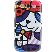 Dog Pattern Hard Case for Samsung Galaxy S3 I9300