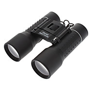 16x40 Fashionable Folding Outdoor Binocular Telescope (Black)