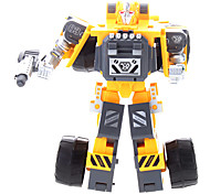 Transform Robot + Engineering Vehicle (Assorted Colors, Model:1003 Style2)