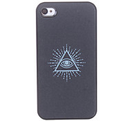 Triangle Pattern Hard Case for iPhone 4/4S