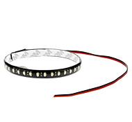 30cm 2W 32x3528SMD Blanco luz de tira del LED para (12V)