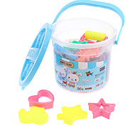 24 Colors Soft Clay Toys Set with Portable Box (Random Color)