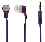 YD-021 del auricular estéreo para iPod (colores surtidos)
