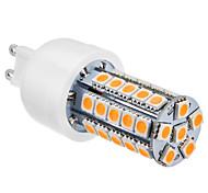 5W G9 LED Mais-Birnen T 41 SMD 5050 400 lm Warmes Weiß AC 220-240 V