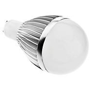 9W GU10 LED Globe Bulbs A60(A19) 18 SMD 5730 810 lm Natural White AC 85-265 V