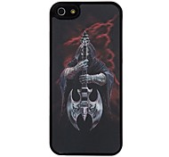 3D Image Scary Battleax Patten for iPhone 5/5S