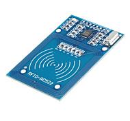 RFID-RC522 RF IC Card-Sensor-Modul - Blau + Silber