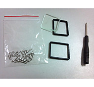 Gopro Accessories Smooth Frame For Gopro Hero 3 Glass Transparent