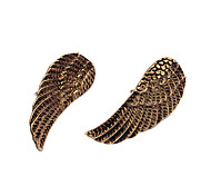 Women's Alloy Statement Jewelry Fashion Wings / Feather Jewelry Daily