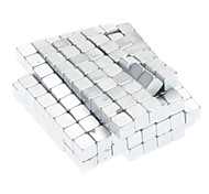216pcs 5mm Silber Neodym-Magnet DIY Cube Puzzle Set