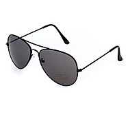 Man's UV400 Metal Pilot Full Frame Sunglasses(Assorted Colors)