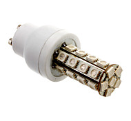 GU10 5W 30x5050SMD 300-360LM Lâmpada LED Light Blue Corn (85-265V)