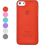 DEVIA Solid Color PC Material 0.7mm Ultrathin Hard Case for iPhone 5/5S (Assorted Colors)