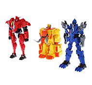 3-in-1 Colorful Plastic rekonfigurierbare Robert