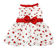 PethingTM Partysu All-match Lovely Dresses for Dogs Cats