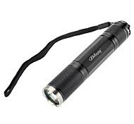 Brinyte D78 5-Mode Cree XML-U2 LED Flashlight (1000LM, 1x18650, Black)
