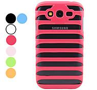 Enkay Ladder patroon Hard Case voor Samsung Galaxy Grote DUOS I9082