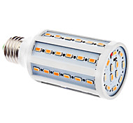 DAIWL E27 7W 60x5630SMD 560-630LM 2500-3500K Warm White Light LED Corn Bulb (220-240V)