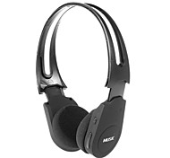MP3 FM Stereo Headphone com TF Card Slot S-730