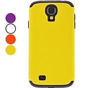 Custodia protettiva rigida staccabile per Samsung Galaxy i9500 S4 (colori assortiti)