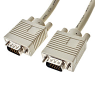 VGA Male to Male Cable with 2 Core(10M)