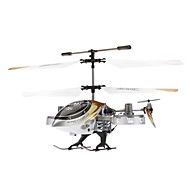 LISHI 6022 4.5 Channel Metal Remote Control Helicopter with Gyro (6xAA)