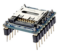 WTV020-SD Voice Module    SD Card Voice Module  Game Voice Module