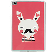 Mr Rabbit with Moustache Case for iPad mini 3, iPad mini 2, iPad mini