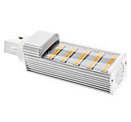 Lampadine a pannocchia 10 G24 5 W 400 LM 3000K K Bianco caldo AC 85-265 V