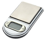 Ultra Mini Pocket Digital Scale - 200g/0.01g (1*CR2032)