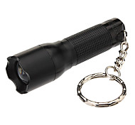 SmallSun ZY-012 Key Chain Flashlights Super Light / Compact Size / Small Size Everyday Use Aluminum alloy
