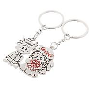 A Pair Boy & Girl Lover Keychain