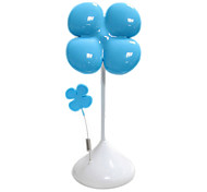 USB Clover Lampe de table rechargeable USB en forme