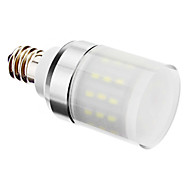 4W E12 LED Corn Lights T 48 SMD 3014 320 lm Cool White AC 220-240 V