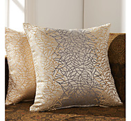 Set of 2 Line Drawing Decorative Pillow Cover