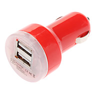 Universal-Mini Red Car Charger für Samsung Handy