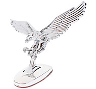 Universal Alloy 3D Flying Eagle Stick Emblem for Cars