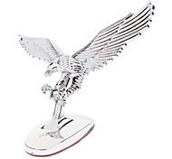 Alliage Universal 3D Flying Eagle Emblème de bâton pour les voitures