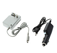 Car+ AC Home Wall Charger For New NINTENDO 3DS