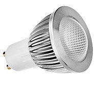 GU10 / GU5.3(MR16) / E26/E27 3W COB 210 LM Warm White / Cool White LED Spotlight AC 100-240 V