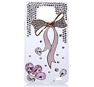Pink Ribbon Back Case voor Samsung Galaxy S2 I9100