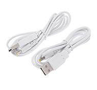 2 del pacchetto USB Plug ricarica cavo del caricatore per Xbox 360 Controller Batteria