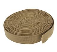 High Quality 10M Nylon Military Straps - Khaki