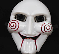 Fabulous The Saw Figure Clown Mask Scary Gadgets for Halloween Costume Party