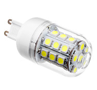 5W G9 LED Corn Lights T 30 SMD 5050 410 lm Cool White AC 220-240 V