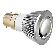 Focos LED E14 / B22 5W COB 350 LM Blanco Cálido / Blanco Fresco AC 85-265 V