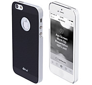 classici ultrasottili hard case stuoie protettore iphone5/5s