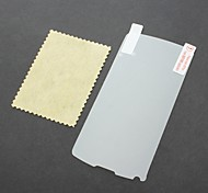 HD Screen Protector with Cleaning Cloth for Google Nexus 4 LG E960