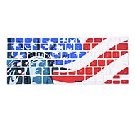XSKN Silicio-Estatua de la Libertad teclado portátil de la piel para MacBook Pro MacBook Air